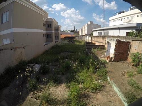 Terreno À Venda, 404 M² Por R$ 340.000,00 - Jardim Santana - Americana/sp - Te0199