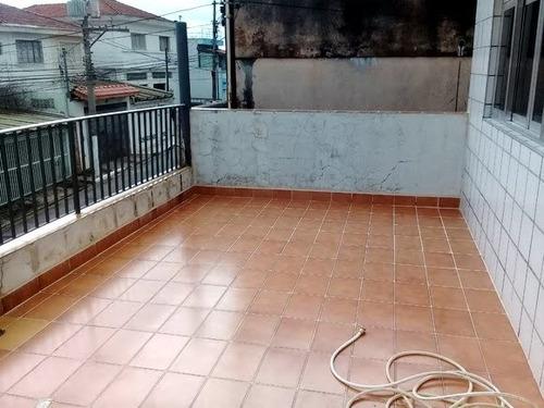 Imagem 1 de 10 de Casa Sobrado Para Venda, 2 Dormitório(s), 200.0m² - 2462