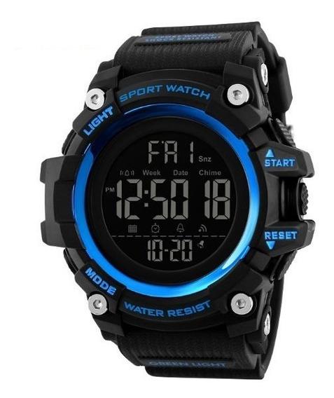Reloj Skmei Digital Contra El Agua Deportivo Sumergible 1384