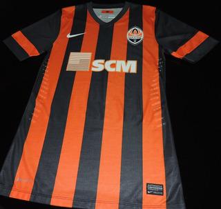 Camisa Shakhtar Donetsk Home 2015 #11 Eduardo Tam. M