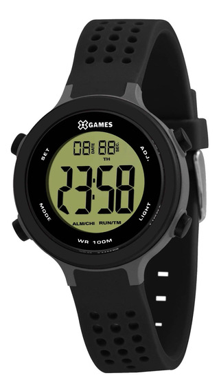 Relógio X Games Unissex Xkppd076 Fxpx Preto - Refinado
