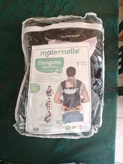 Canguro Ergonomico Bebe Maternelle 4 En 1
