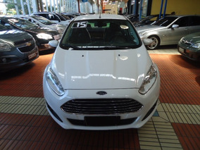 Ford Fiesta 1.6 16v Titanium Flex Powershift 5p Top De Linha
