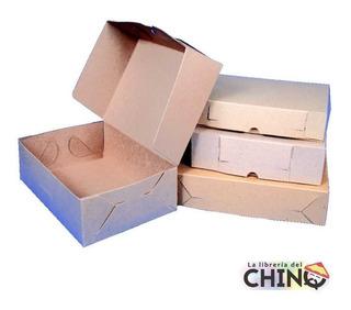 Pack 25 Cajas Archivo Carton Tamaño Oficio - 9cm De Alto