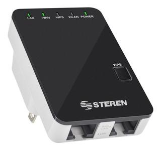 Access Point, Repetidor Steren Com-818 Negro 110v