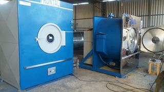Secador De Roupa Industrial De 100 Kg