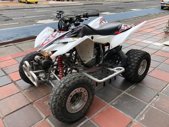 Cuatrimoto Honda Trx 400 Ex Modelo 2009