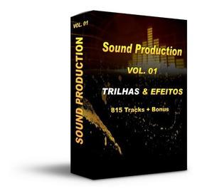 Trilhas Para Rádios - Sound Production Vol 1