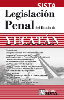 Legislacion Penal Del Estado De Yucatán 2020