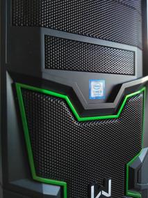 Pc Top I5 8400 - 8gb Fury Hyperx - Nvidia Quadro 4000