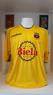 Camisa Futebol Barcelona Equador