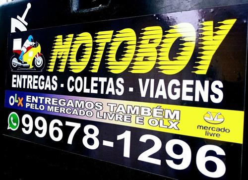 Imagem 1 de 5 de Motoboy Serviços...