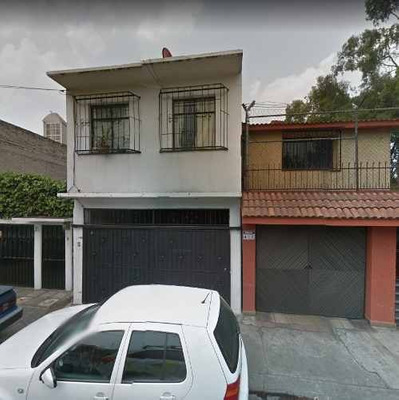 Oportunidad Inversionistas Casa En Azcapotzalco .el Rosario