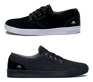 Tênis Masculino Emeric Old 2 Pares Skate Shoes Original