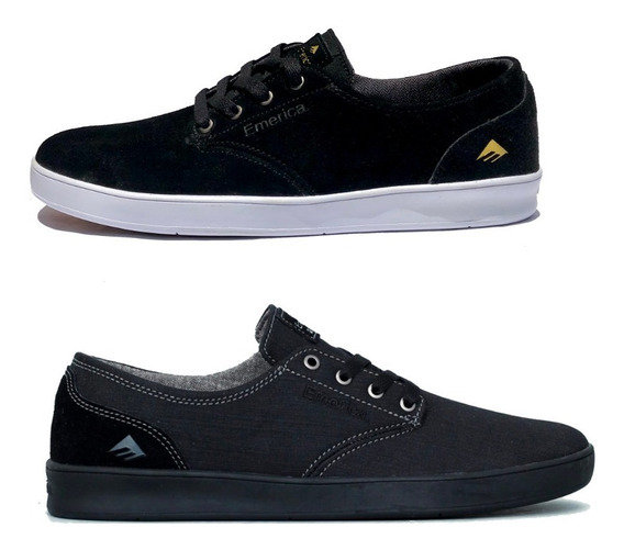 Tênis Masculino Emeric Old 2 Pares Skate Shoes Original