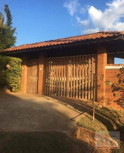 Imagem 1 de 30 de Chácara Com 3 Dormitórios À Venda, 1000 M² Por R$ 595.000,00 - Green Ville - Boituva/sp - Ch0644