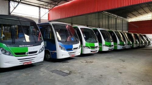 Micro Ônibus Ibrava  2012 -  Pronta Entrega
