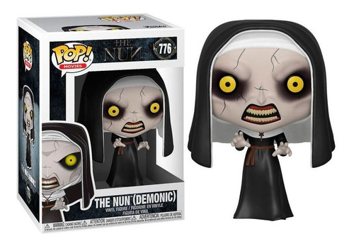 The Nun Demonic 776 La Monja Terror - Funko Pop Original