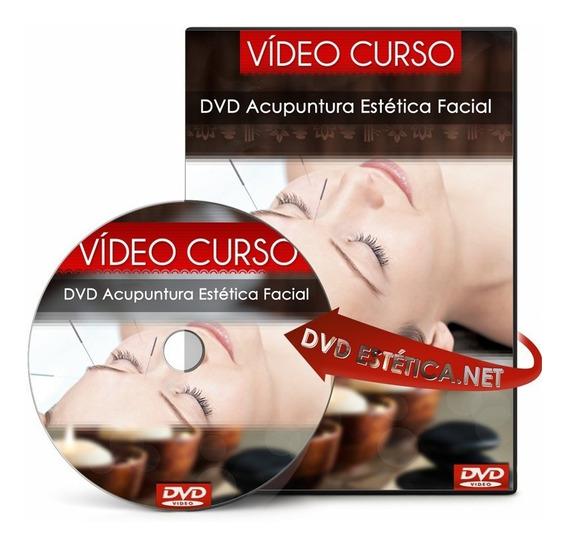 Vídeo Aula De Acupuntura Estética Facial - Assista Online