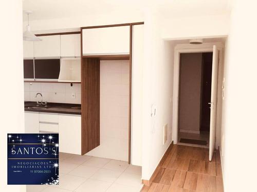 Imagem 1 de 30 de Apartamento Para Alugar, 68 M² Por R$ 4.300,00/mês - Brooklin - São Paulo/sp - Ap1785