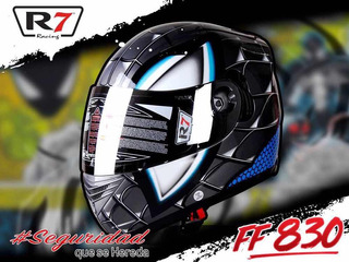 Casco R7 Spider Man Talla M