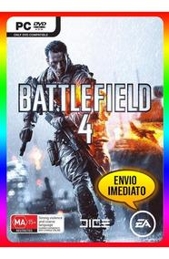 Battlefield 4 Pc - 100% Original Promoção (envio Já)