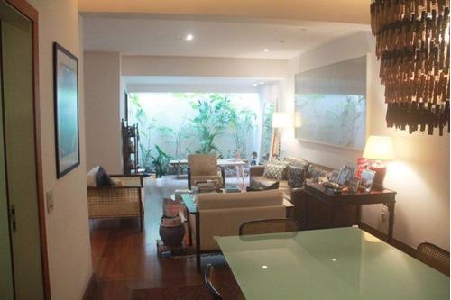 Casa À Venda, 284 M² Por R$ 14.000.000,00 - Leblon - Rio De Janeiro/rj - Ca1024