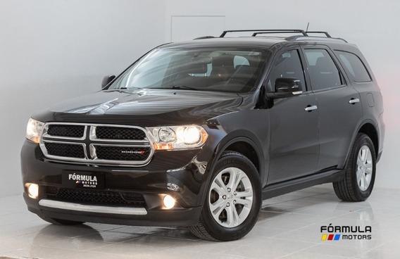 Dodge Durango Crew 3.6 4x4 2013 Preta