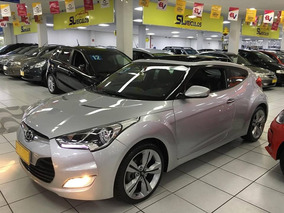 Veloster Prata 1.6 At 2013 - 79mil Km