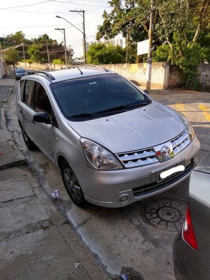 Nissan Livina 1.6 Night Day