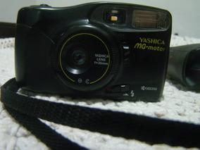 Câmera Fotográfica Yashica Mg Motor , 35mm