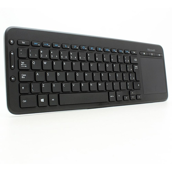 Teclado Touchpad Wifi Usb Microsoft N9z Para Smart Tv