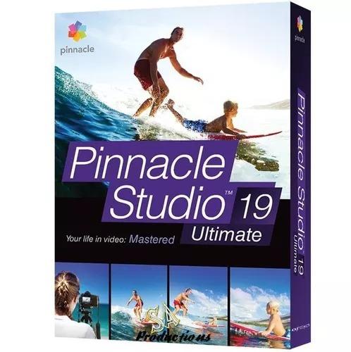 Pinnacle Studio 19 Ultimate + Bonus