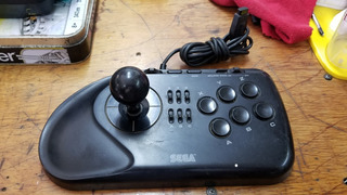 Control Arcade Para Sega Genesis