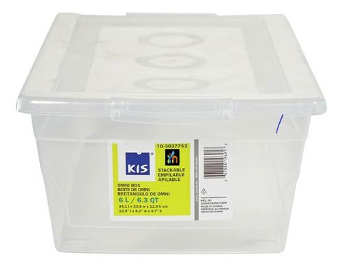 Caja De Almacenamiento Con Tapa, Organizador Con Tapa