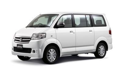 Alquiler De Van Suzuki - 8 Pasajeros/carga