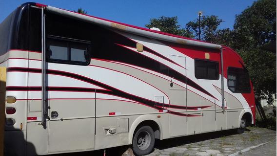 Motor Home Itapoá Aconcágua 800 De 8,40 Metros - 2º Dono