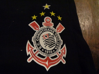 Corinthians - Camiseta Oficial Antiga - Timão