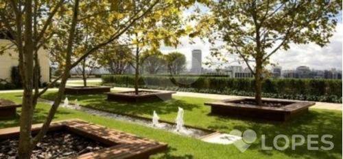 Imagem 1 de 14 de Apartamento-são Paulo-real Parque   Ref.: Reo69508 - Reo69508