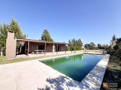 Imagen 1 de 30 de Casa Venta 1 Dormitorio 1 Baño 1 Patio Parrilla Y Pileta 1078 Mts 2 Totales- Los Talas