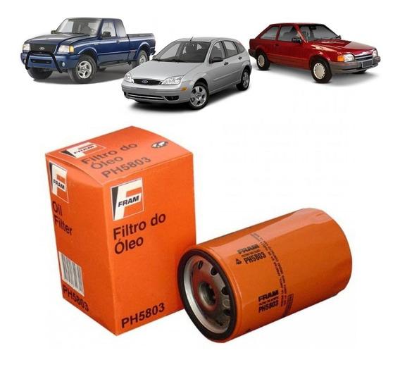 Filtro Oleo Ranger 2.3 16v Escort Zetec Focus 1.8 2.0