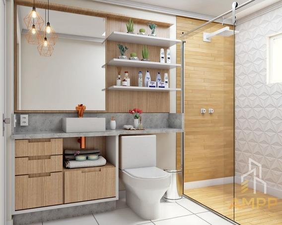 Apartamentos - Residencial - Condomínio Hortos Do Anália Franco - 808