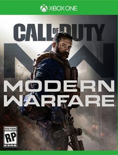 Call Of Duty Modern Warfare Xbox One Nuevo