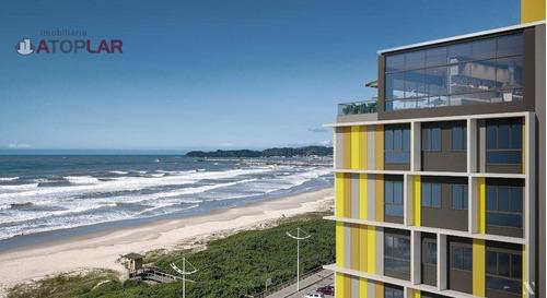 Apartamento À Venda, 76 M² Por R$ 551.683,04 - Centro - Navegantes/sc - Ap2060