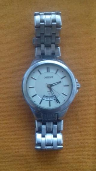 Relógio Orient Mbssi 118 Prateado Original