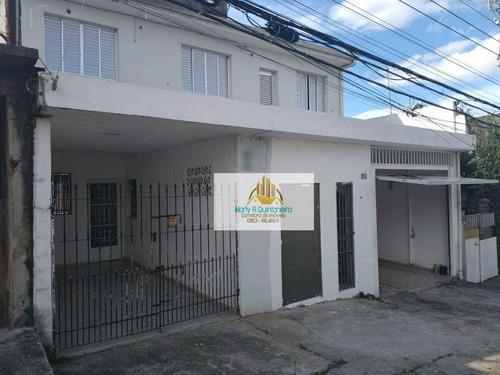 Imagem 1 de 5 de Casa Com 4 Dormitórios À Venda Por R$ 590.000,00 - Vila Barros - Guarulhos/sp - Ca0048