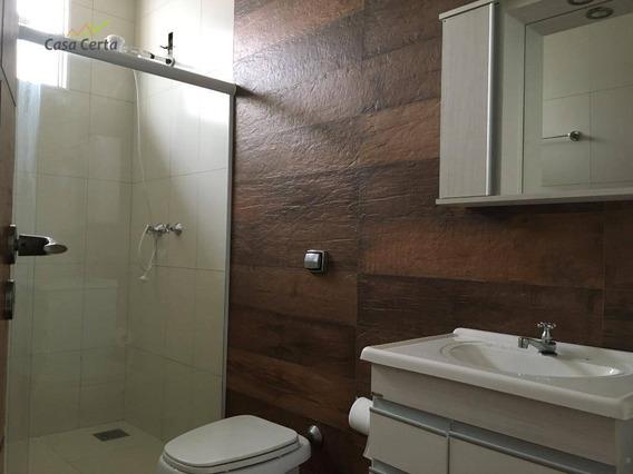Casa Com 2 Dormitórios Para Alugar, 120 M² Por R$ 1.500/mês - Jardim Serra Dourada - Mogi Guaçu/sp - Ca1546