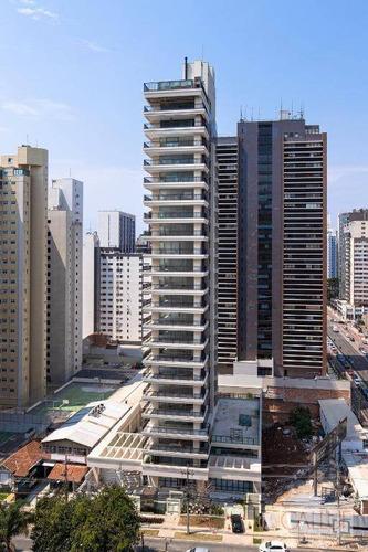 *apartamento Com 3 Dormitórios À Venda, 300 M² Por R$ 4.745.300 - Água Verde - Curitiba/pr - Ap0118