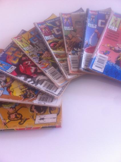 Coleção Rei Conan   Gibis-coleção   Completa:01 - 08   1995