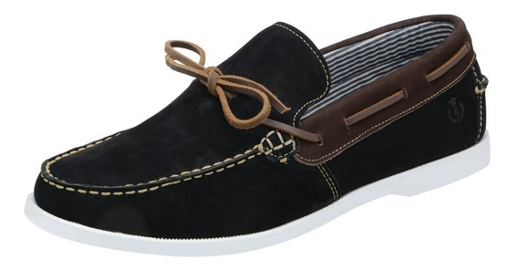 Mocassim Dockside Masculino Shoes Grand Couro - 4763